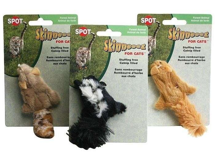 Skinneeez Forest Animals for Cat  Forest animals