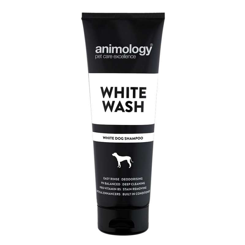 Animology White Wash Shampoo 5060180810030