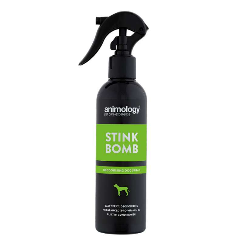 Animology Stink Bomb Refreshing Spray 250 ml 5060180810214 avis