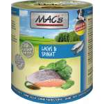 MAC's Dog - Salmon & Espinacas