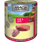 Dog - Veal & Duck 800 g