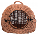 Wicker Cave with Bars 45 cm
