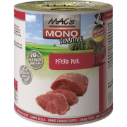 MAC'sDog Mono Sensitive - Pure Horse 800 g Dog food