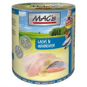 MAC's Salmon & Chicken 800 g
