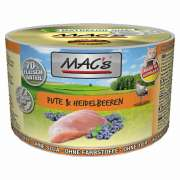 MAC'sTurkey & Blueberry 200 g