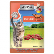 Pouch Veal & Beef with Cranberry & Herbal mix 100 g
