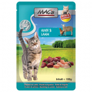 MAC'sPouch Chicken and Lamb with Herb mix 100 g