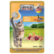 MAC'sPouch Duck & Shrimps with Chicken & Seeweed Meal 100 g