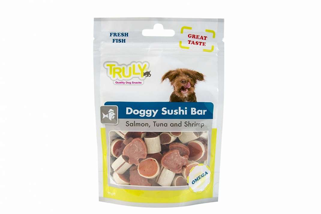 Truly Doggy Sushi Bar 90 g 8718692582019 avis