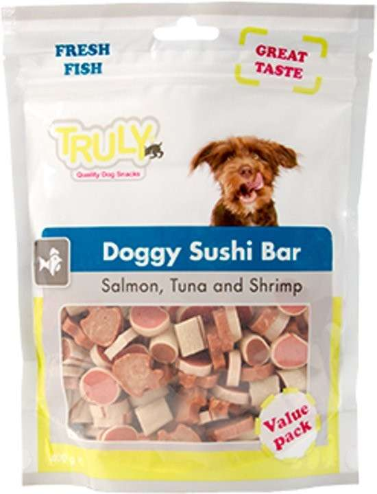Truly Doggy Sushi Bar 90 g, 400 g