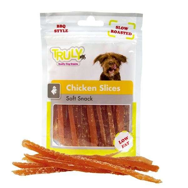 Truly Chicken Slices 90 g 8718692582033