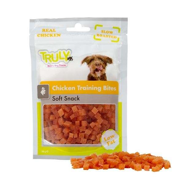 Truly Chicken Training Bites 85 g 8718692582347 opiniones