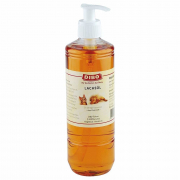 Salmon oil with pump 500 ml