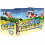 MAC's Pouch Multipack with Fish 12x100 g