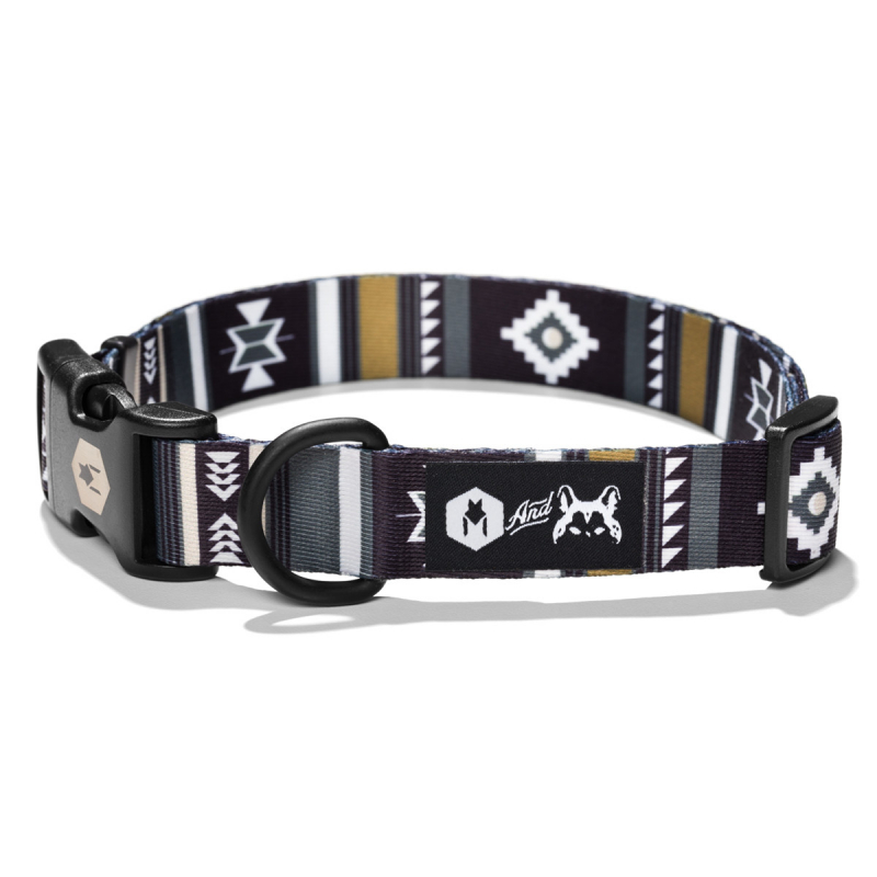 Wolfgang LokiWolf Collar Gris oscuro 0076484175534 opiniones