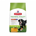 Hill's Science Plan Canine - Adult 5+ Youthful Vitality Large Breed con Pollo & Arroz 2.5 kg