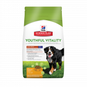 Hill's Science Plan Canine Adult 5+ Youthful Vitality Large Breed con Pollo e Riso 2.5 kg