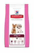 Hill's Science Plan Canine Adult Small & Miniature Kana ja Kalkkuna - EAN: 0052742282107