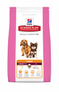 Hill's Science Plan Canine - Adult Small & Miniature Light with Chicken 1.4 kg