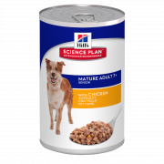 Hill's Science Plan Canine - Mature Adult 7+ Poulet 370 g