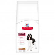 Science Plan Canine - Adult Advanced Fitness con Cordero y Arroz 12 kg de Hill's
