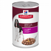 Hill's Science Plan Canine Adult with Beef 370 g