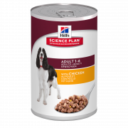 Hill's Science Plan Canine Adult with Chicken 370 g