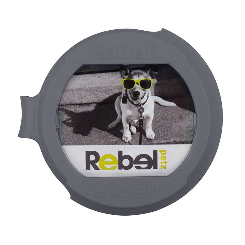 Rebel Petz Cover Up + Flexi Classic Cord  Grijs S
