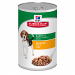 Hill's Science Plan Canine Puppy med Kylling 370 g