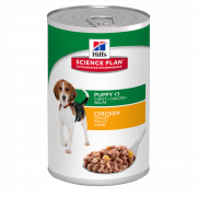 Science Plan Canine Puppy mit Huhn 370 g