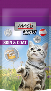 MAC's Shakery Snack Skin & Coat 60 g