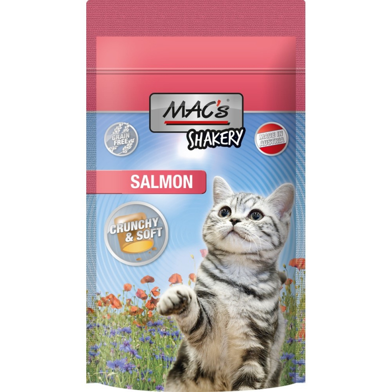MAC's Cat Shakery Snack - Lachs 60 g