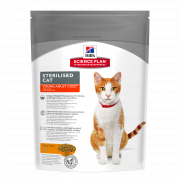 Hill's Science Plan Feline Sterilised Cat Young Adult Kana 300 g
