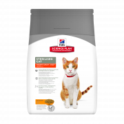 Hill's Science Plan Feline Sterilised Cat Young Adult Kylling 3.5 kg