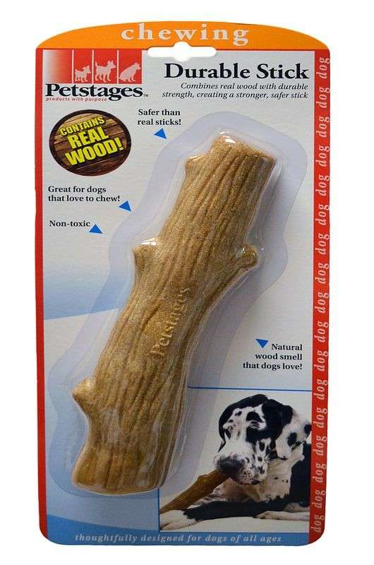 Petstages Dogwood Durable Stick  L