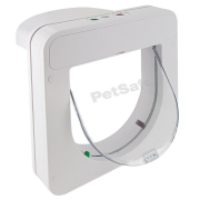 Petporte smart flap Microchip Cat Flap Hvid