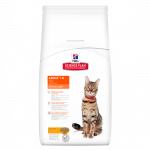 Hill's Science Plan Feline - Adult Optimal Care au Poulet 10 kg