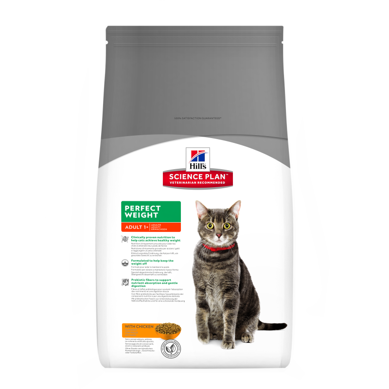 Hill's Science Plan Feline - Adult Perfect Weight con Pollo 1.5 kg