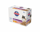 Hill's Science Plan Feline - Multipack Senior 11+ Healthy Ageing 12x85 g