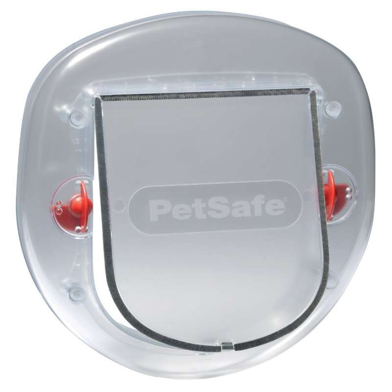 PetSafe Staywell Porte pour Grands Chats/Petits Chiens 292x292 mm