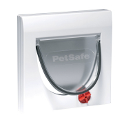 Staywell Classic Manual Cat Flap with Tunnel With tunnel