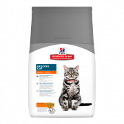 Hill's Science Plan Feline Adult Indoor Cat mit Huhn 1.5 kg Katzenfutter