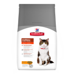 Hill's Science Plan Hairball Control Adult Kylling 1.5 kg
