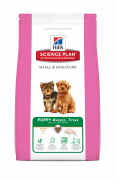 Hill's Science Plan Canine - Puppy Small & Miniature med Kyckling 1.5 kg