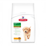 Hill's Science Plan Puppy Healthy Development Large Breed met Kip 11 kg