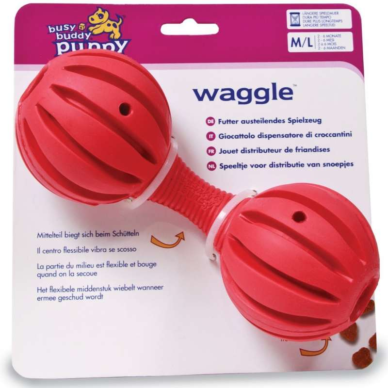 PetSafe Busy Buddy Puppy Waggle  test