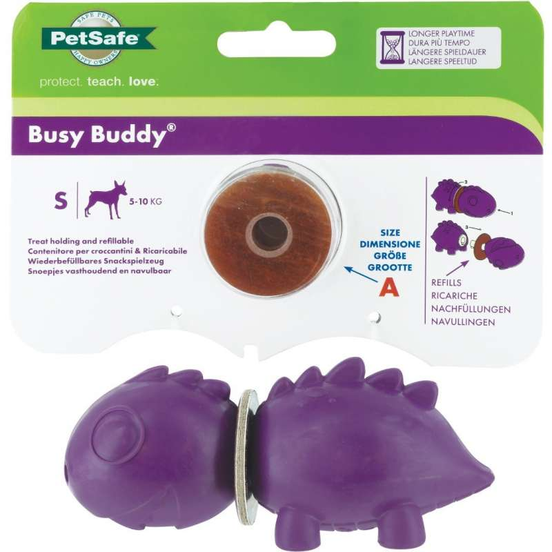 PetSafe Busy Buddy Dinosaurier