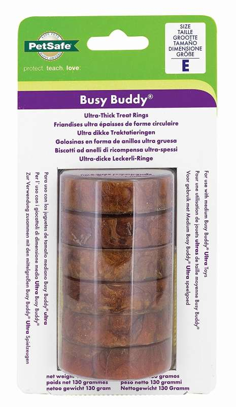 PetSafe Busy Buddy Ultra-Thick Treat Rings