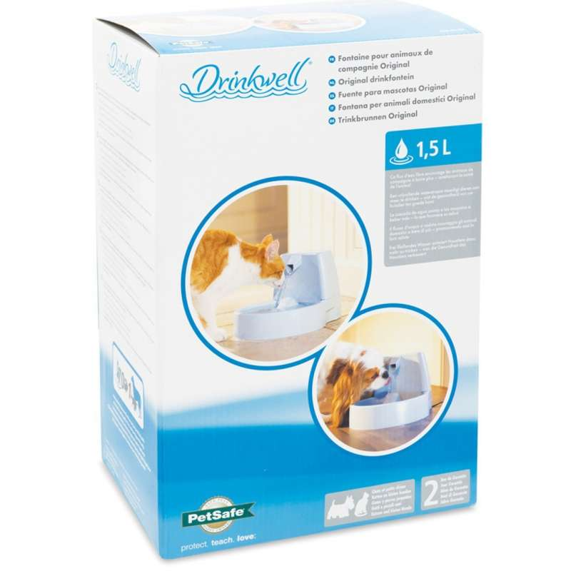 PetSafe Drinkwell Original drinkfontein 1.5 l
