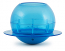 Funkitty Fishbowl Cat Feeder Toy Vaaleansininen